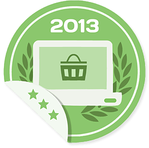 Best eCommerce Website 2013
