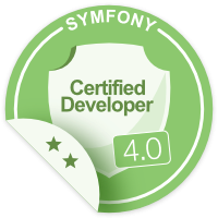 Symfony 4.0 Certified Developer